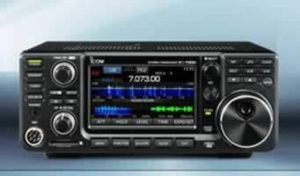icom 7300 first impression