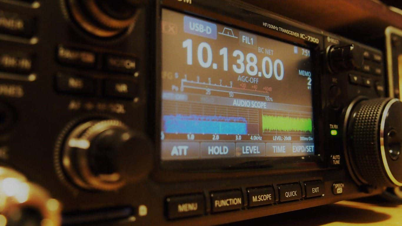WSJT-X Improved Operating With JTAlert, HRD And Icom 7300