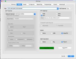 WSJT-X Using DXLab Suite Commander
