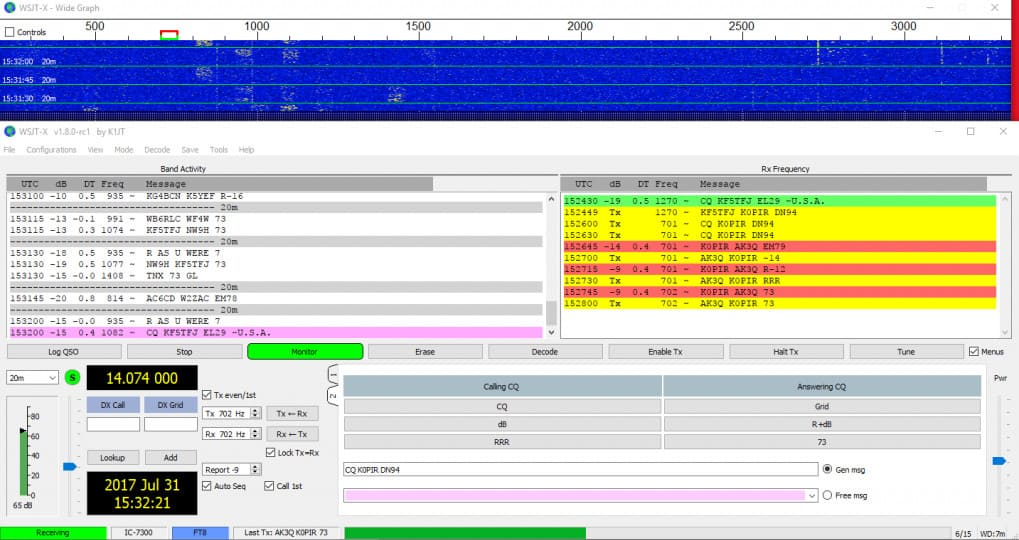 WSJT-X and the Icom 7300 the Easy Way - Super Simple! Ham Radio with