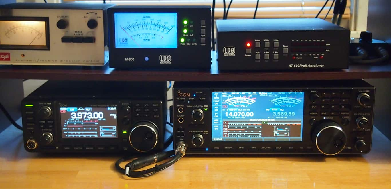 Icom 7610 and Icom 7300 Week in Review | Firmware, Video, Screen