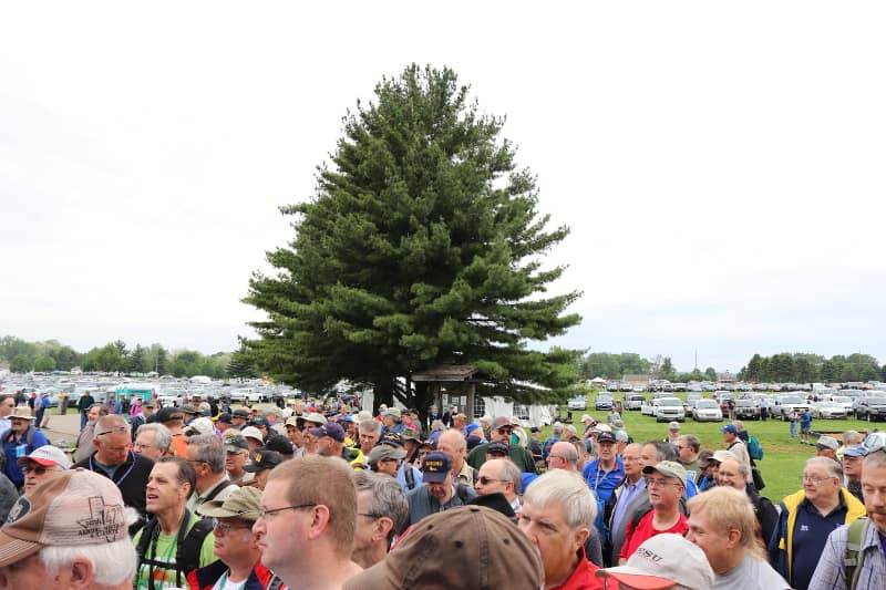 hamvention crowd