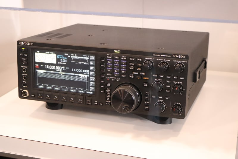 2018 hamvention kenwood ts-890s