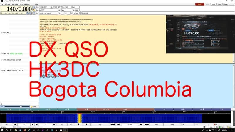 Easy Fldigi - Icom 7610 Fldigi RigCAT  XML File - Ham Radio