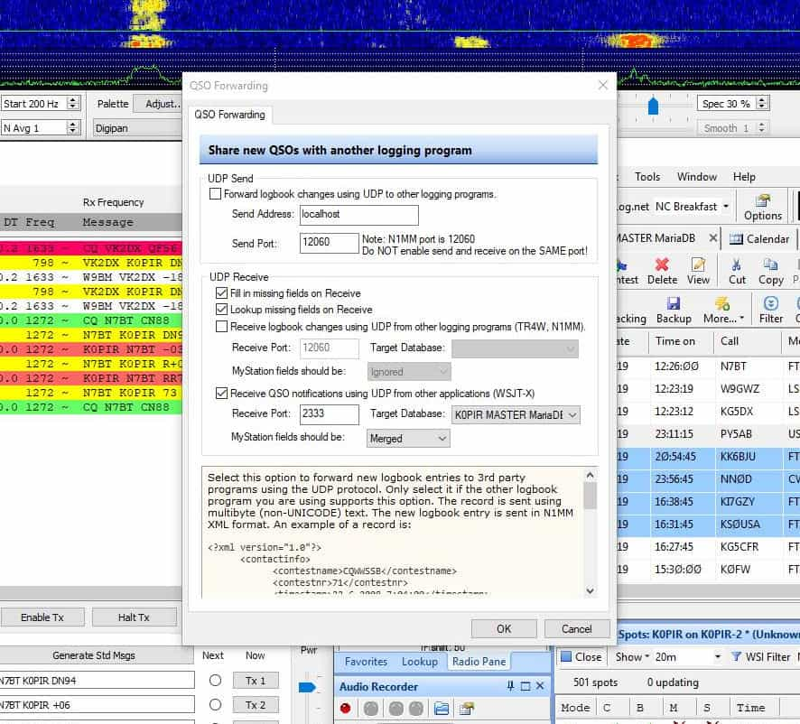 WSJT-X FT8 Using CI-V Cable Combined with Ham Radio Deluxe - Ham