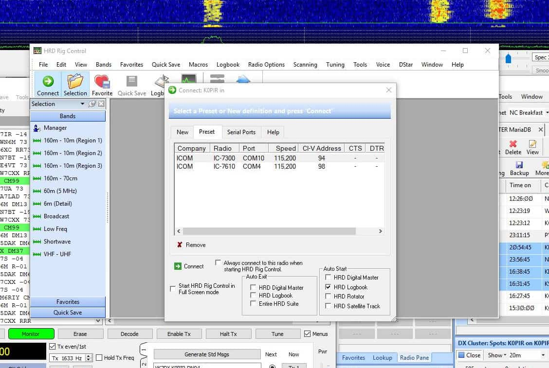 Ft8 Frequencies 70cm