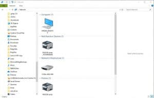 windows networking