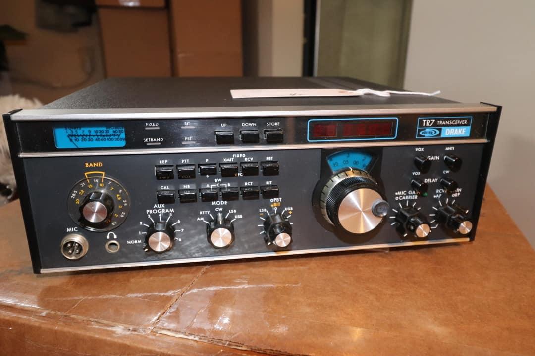 Drake TR-7 and Icom 7300 Changed Amateur Radio