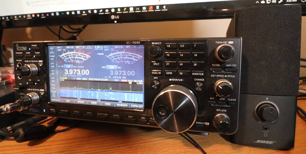 Using Bose Speakers or Hearing Aids for Ham Radio - When you need it.